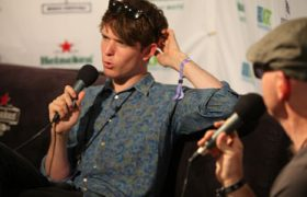 Interview: James Blake Backstage At The Pitchfork Music Festival
