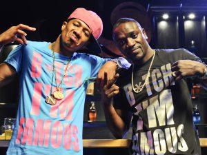 "Nick Cannon (feat. Akon), ""Famous"""