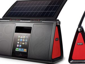 Solar Powered Tunes: Eton Soulra XL