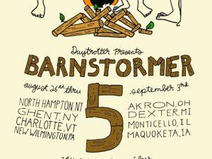 Spotlight On The Daytrotter Barnstormer Tour