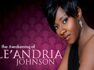 """Le'Andria Johnson, """"Jesus"""""""