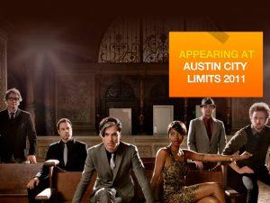 Spotlight on Austin City Limits: Fitz & the Tantrums