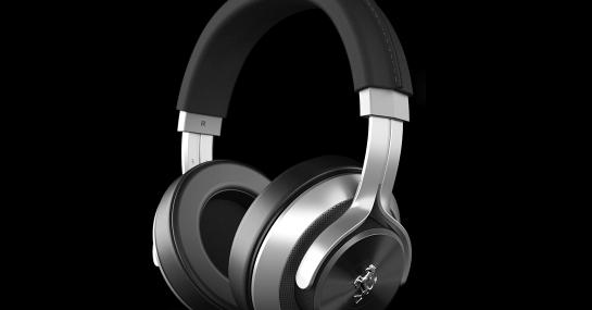 Black Ferraris For Your Ears (Photo: Logic3 Audio)