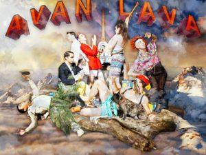 """AVAN LAVA, """"It's Never Over"""""""