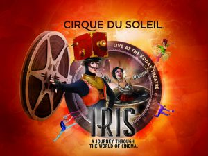 "Cirque du Soleil, ""Buster's Big Opening"""